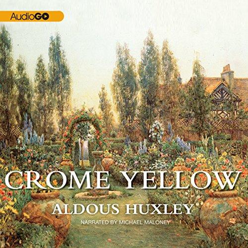 Crome Yellow  Audiolibri