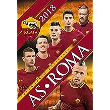 calendario AS ROMA 2018 UFFICIALE - (29x42)