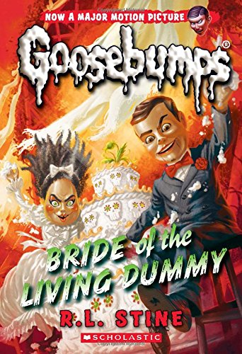 Classic Goosebumps #35: Bride of the Living Dummy