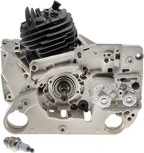 Motor Komplett 44 Mm Für Kettensäge Stihl 024 026 Ms240 Und Ms260 Garten