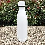 SUPAERCUPH Allmähliche Änderung Thermos Cup Double Edelstahl Cola Flasche Sport Wasserkocher