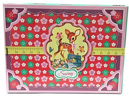 Cotton candy boîte de rangement petit couture