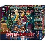 Die DREI !!! Adventskalender 2020 (DREI Ausrufezeichen)