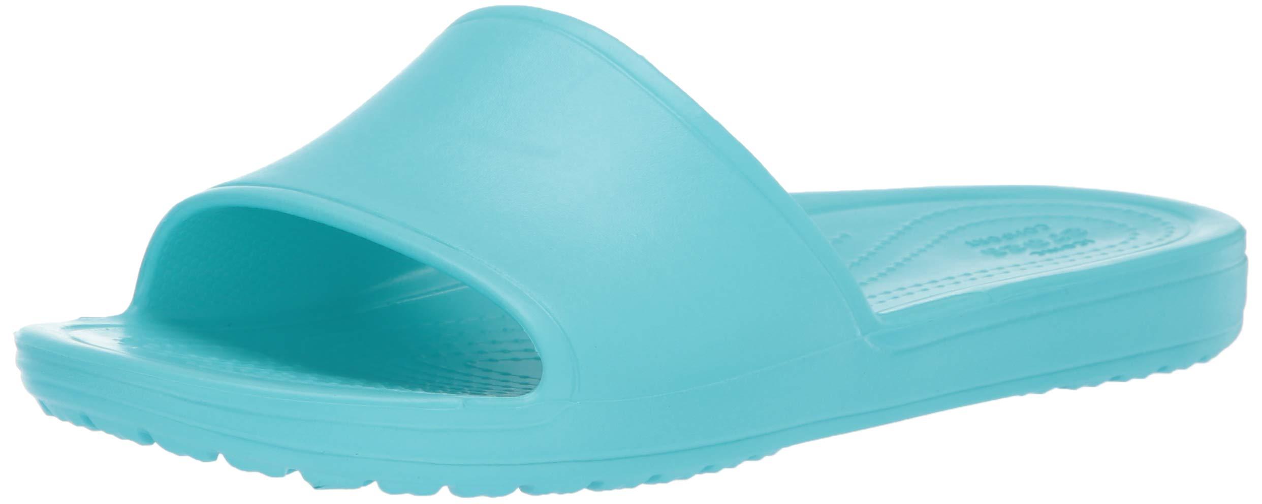 Crocs Sloane Slide Sandali Punta Aperta Donna