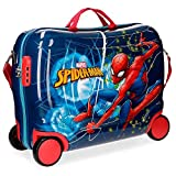 Marvel Spiderman Neo Equipaje infantil, 50 cm, 34 litros, Multicolor