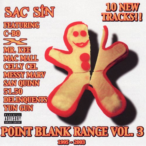 Point Blank Range Vol. 3 [Explicit]