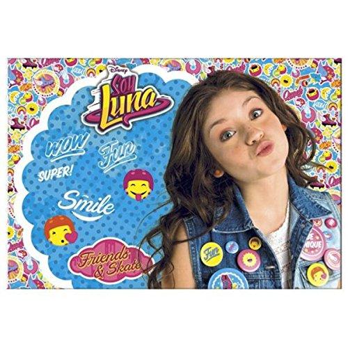 Mantel individual Soy Luna Disney surtido