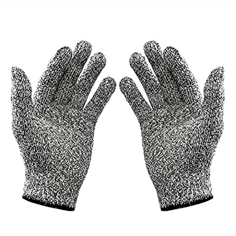 4season High Performance Level 5 Protection Anti Cut Gloves Food Grade Working Safety Cut Resistant Gloves for Kitchen by 4 Season