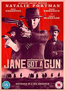 Jane Got A Gun - Jane Got A Gun (1 DVD)