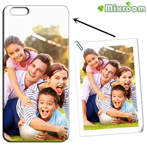 Mixroom - cover custodia case in tpu foto personalizzata per apple iphone 5 5s