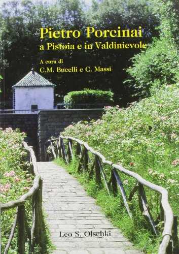 Pietro Porcinai a Pistoia e in Valdinievole