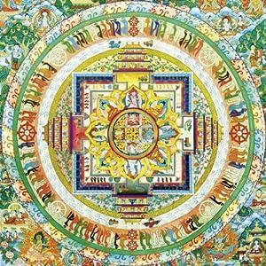 Schmidt Spiele 59202  - Rompecabezas, Rompecabezas Cuadrados Mandala, la meditación, 1000 Piezas
