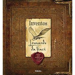 Inventos Leonardo Da Vinci (Modelos para armar)