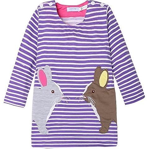 ZEARO Kinder Karikatur Muster Sweatshirt Unisex Minion Rentier Weihnachten Panda Weihnachten Pullover 110
