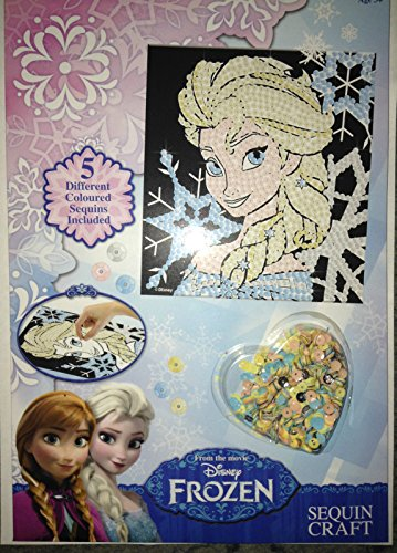 disney-frozen-elsa-sequin-craft-art-christmas-stocking-filler-bnib-by-disney