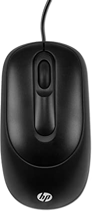 HP V1S46AA X900 Wired Mouse, Black