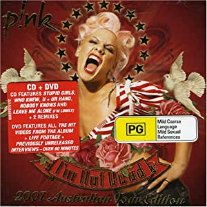 I'm Not Dead [CD/DVD Tour Edition] [Import anglais]