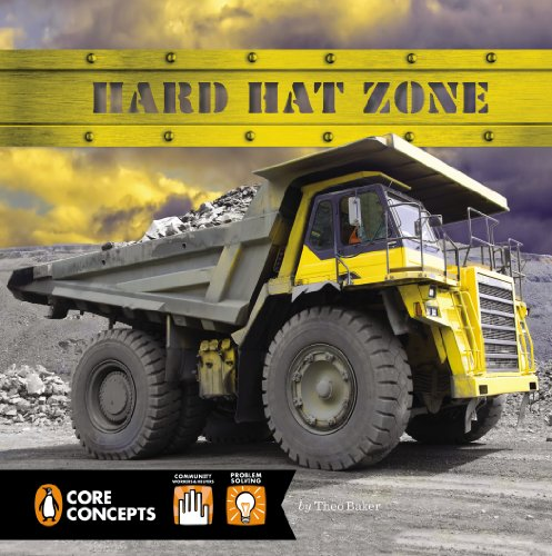 Hard Hat Zone (Penguin Core Concepts) (English Edition) -