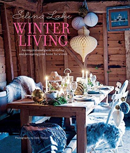 Selina Lake Winter Living Cover Image