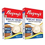 #4: Bagrry's Wheat Bran Box, 500g - Pack of 2