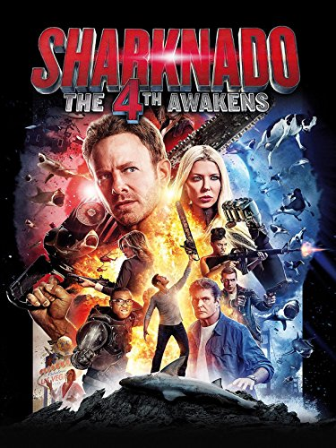 Sharknado 4 - The 4th Awakens -