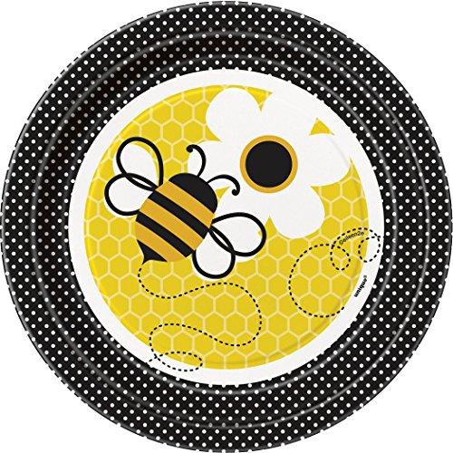 Partito enico 18 cm Bumblebee Piatti parte