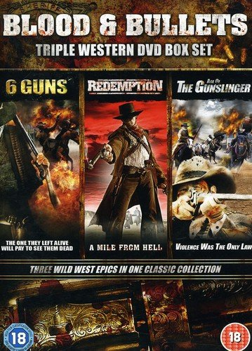 Blood and Bullets (3 discs) - 6 ...
