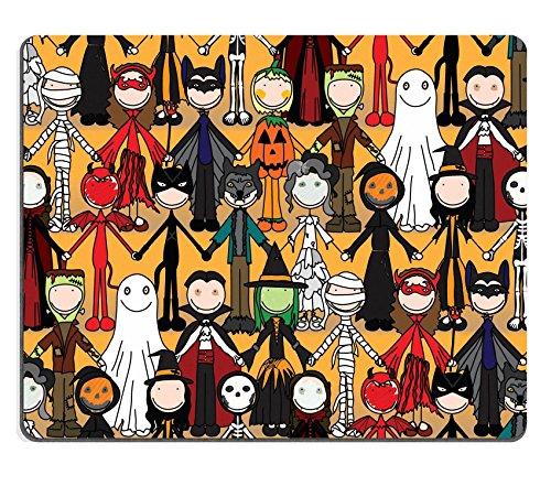 Mousepads Nahtlose Muster aus bebilderte Kids in Halloween Kostüme Bild-ID 32186706von Liili Individuelle Mousepads fleckenresistenz Collector Kit Küche Tisch Top Schreibtisch Drink Individuelle fleckenresistenz Collector Kit Küche Tisch Top Schreibtisch (Individuelle Halloween Kostüme)