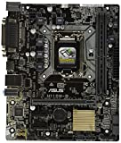 ASUS 90MB0PY0-M0EAY0 - H110M-D S1151 H110 MATX - Intel H110, max 32GB DDR4 2133 MHz Non-ECC, 128 Mb Flash ROM, Intel Socket 1151
