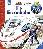 Die Eisenbahn (Wieso? Weshalb? Warum? junior, Band 9) - Andrea Erne