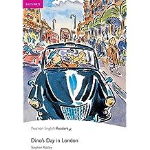 Easystart: Dino's Day in London: Easystarts (Pearson English Graded Readers)