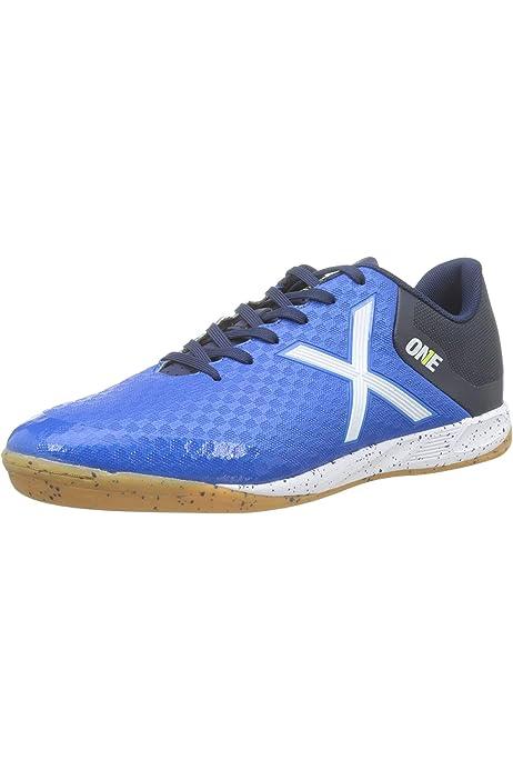Munich One Indoor, Zapatillas de Deporte Unisex Adulto, Negro (Negro 18), 40 EU: Amazon.es: Zapatos y complementos