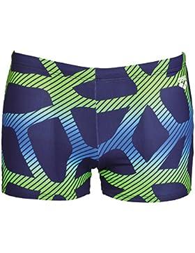 Arena Spider Pantalones Cortos Marina/Green 30