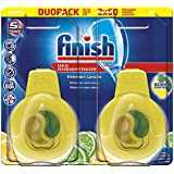 Finish Déodorant Citron et citron vert, Duo, Lot de 5 (5 x 2)