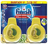 Finish Dishwasher Deodorant Citrus and Lime Duo Pack of 5(5Packs of 2)
