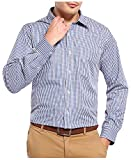 Men's Formal Shirt (CH-13-42, Blue, 42) ...
