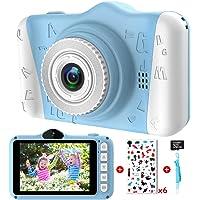 ITSHINY Appareil Photo Enfants - Appareil Photo Numérique pour Enfants avec 3,5 Pouces Grand écran 1080P HD 12MP Carte…