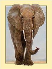 Zibuyu Elephant 5D Full Diamond Painting Embroidery DIY Cross Stitch Home Decor