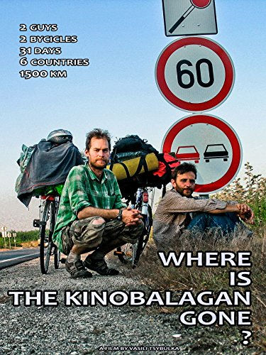 Where is the Kinobalagan gone Cover