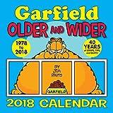 Official Garfield 2018 Wall Calendar