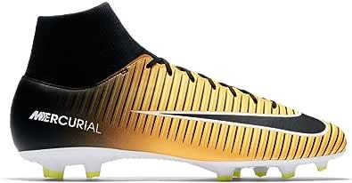 Nike Mercurial Victory VI DF Fg, Scarpe da Calcio Uomo, UK
