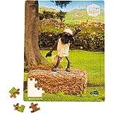 Small Foot Design 10222Shaun Das Schaf Puzzle Danza Hora