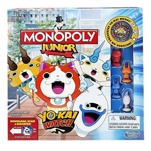 Monopoly - Junior Yokai Watch Hasbro B6494105