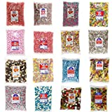 KINGSWAY CANDY SWEETS - Over 300 Different Sweets & Weights to Choose From (Baby Dolphins, 500g)