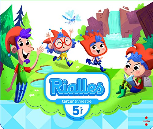 Rialles. 5 anys, 3 trimestre - 9788466140515
