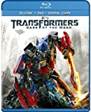 Transformers: Dark of the Moon (Two-Disc Blu-ray/DVD Combo)