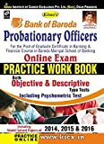 #7: Bank of Baroda Probationary Officers Online Exam Practice Work Book - 1889