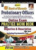 #6: Bank of Baroda Probationary Officers Online Exam Practice Work Book - 1889