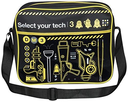 Minions Messengers Bag Despicable Me 3 Shoulder Despatch Bag