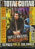 CATALOGUE : TOTAL GUITAR - AUTOMNE 2003 - HORS SERIE RECORDING MUSICIENS / Tout le matériel au meilleur prix / Guitare, ampli multi effets, tables de mixages, enregistreurs, claviers,...